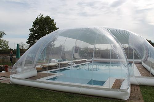 Coperture tecnicpool Dome gonflable piscine
